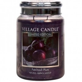 VC Grande jarre patchouli plum