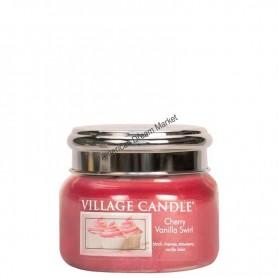 VC Petite jarre cherry vanilla swirl