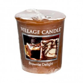 VC Votive brownie delight