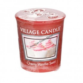 VC Votive cherry vanilla swirl