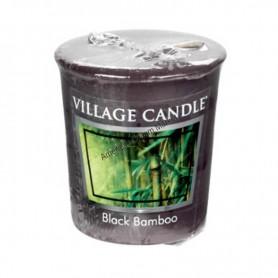 VC Votive black bamboo