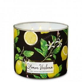 BBW bougie lemon verbena
