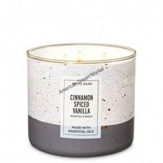 BBW bougie cinnamon spiced vanilla
