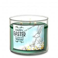 BBW bougie happy easter chocolate bunny