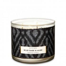 BBW bougie wild sage and aloe