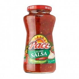 Pace chunky salsa hot