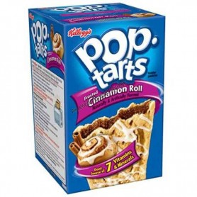 Kellogg's Pop tarts cinnamon roll