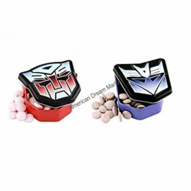 Transformers candy