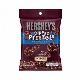 Hershey's dipped pretzels 120g