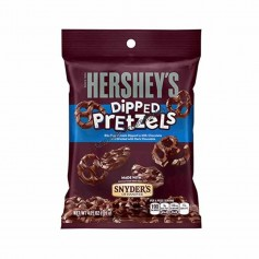 Hershey's dipped pretzels 120g
