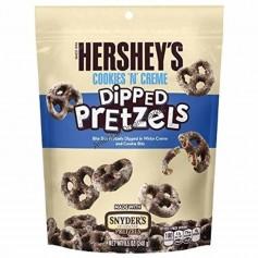 Hershey's cookies'n'creme dipped pretzels 240g