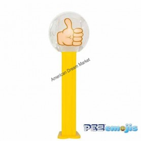 Pez emoji thumbs up