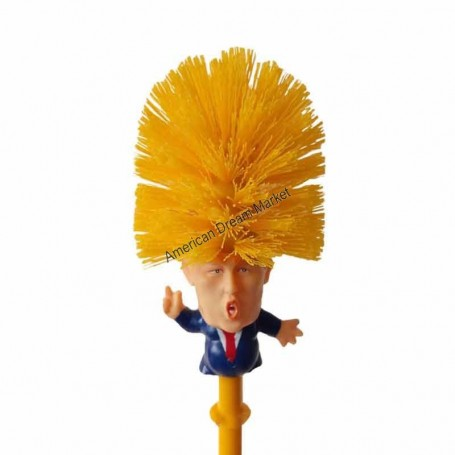 Brosse de toilette make your toilet great again