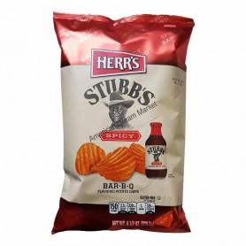 Herr's stubb's spicy chips