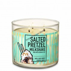 BBW bougie salted pretzel milkshake