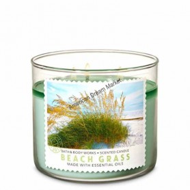 BBW bougie beach grass