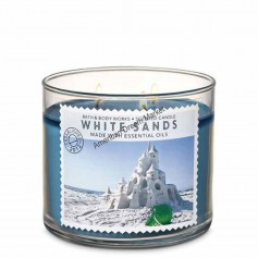 BBW bougie white sands