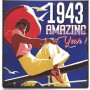 Magnet vintage 1943