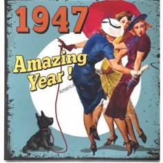 Magnet vintage 1947