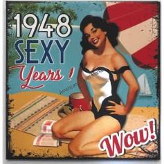 Magnet vintage 1948