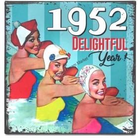 Magnet vintage 1952