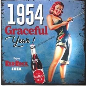 Magnet vintage 1954
