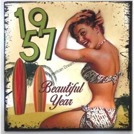 Magnet vintage 1957
