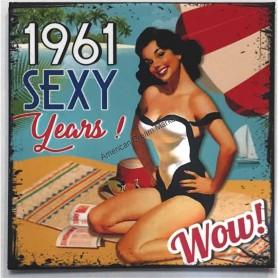 Magnet vintage 1961