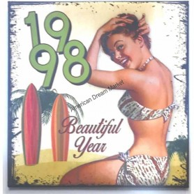 Magnet vintage 1998