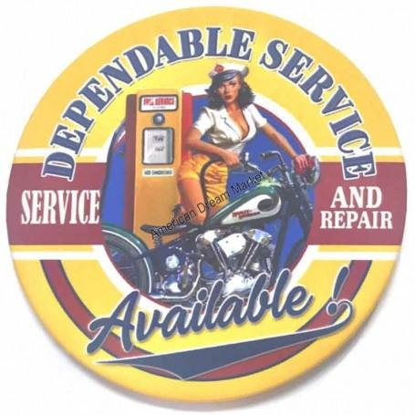 Magnet vintage dependable service available