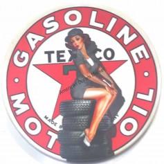 Magnet vintage gasoline