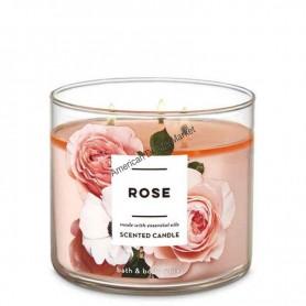 BBW bougie rose