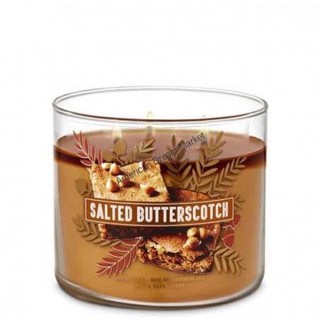 BBW bougie salted butterscotch