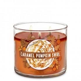 BBW bougie caramel pumpkin swirl