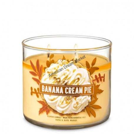 BBW bougie banana cream pie