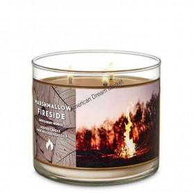 BBW bougie marshmallow fireside