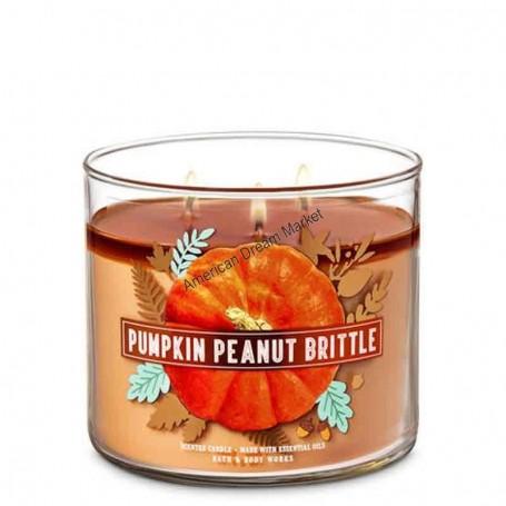 BBW bougie pumpkin peanut brittle