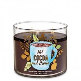 BBW bougie hot cocoa and cream