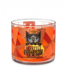 BBW bougie purrfect pumpkin
