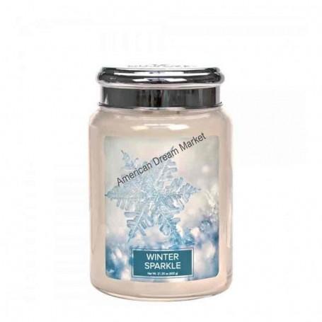 VC Grande jarre winter sparkle