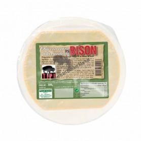 Chili con carne à la viande de bison