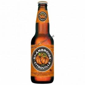 Bière st ambroise citrouille