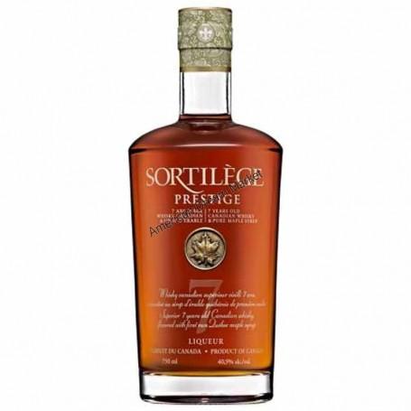 Sortilège prestige whisky à l'érable