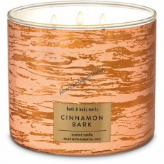 BBW bougie cinnamon bark