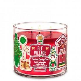 BBW bougie elf village