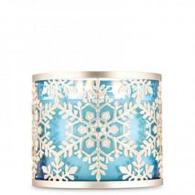 Porte bougie BBW sparkly snowflakes