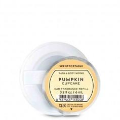 Scentportable recharge pumpkin cupcake