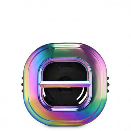Scentportable texture black vent clip
