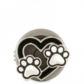 Scentportable heart paws vent clip