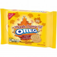 Oreo maple creme
